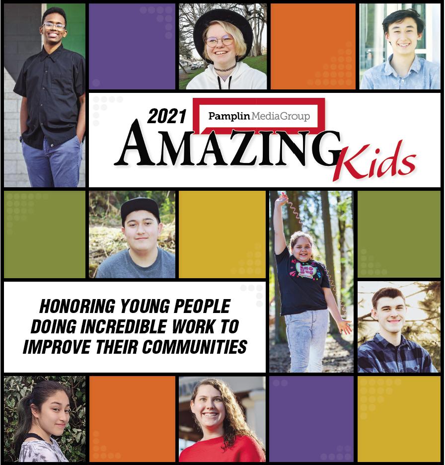 Amazing Kids 2021 Cover